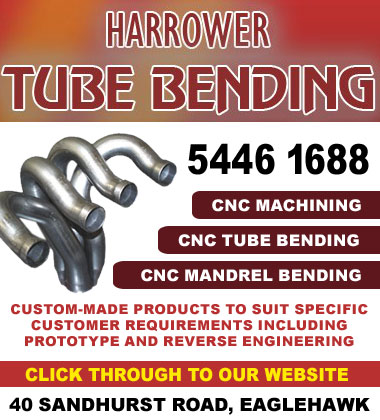 Harrower Tube Bending