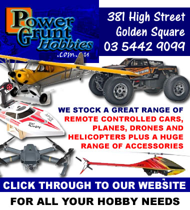 Power Grunt Hobbies